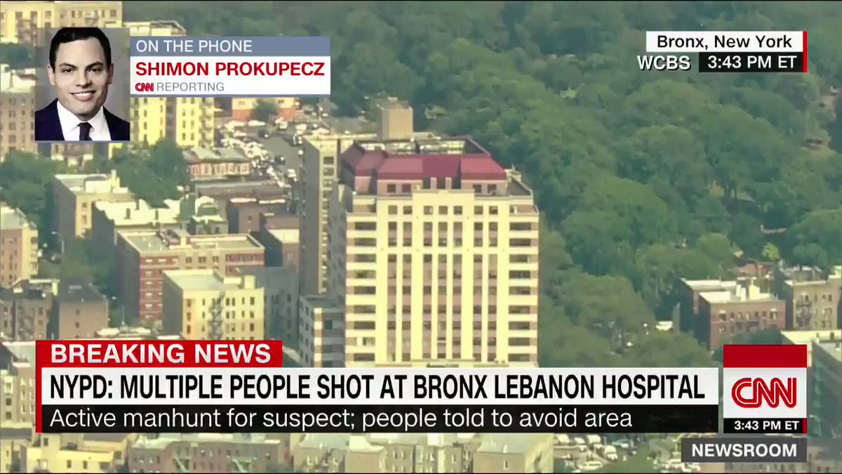 Bronx hospital shooter believed to be a former employee, law enforcement officials tell CNN