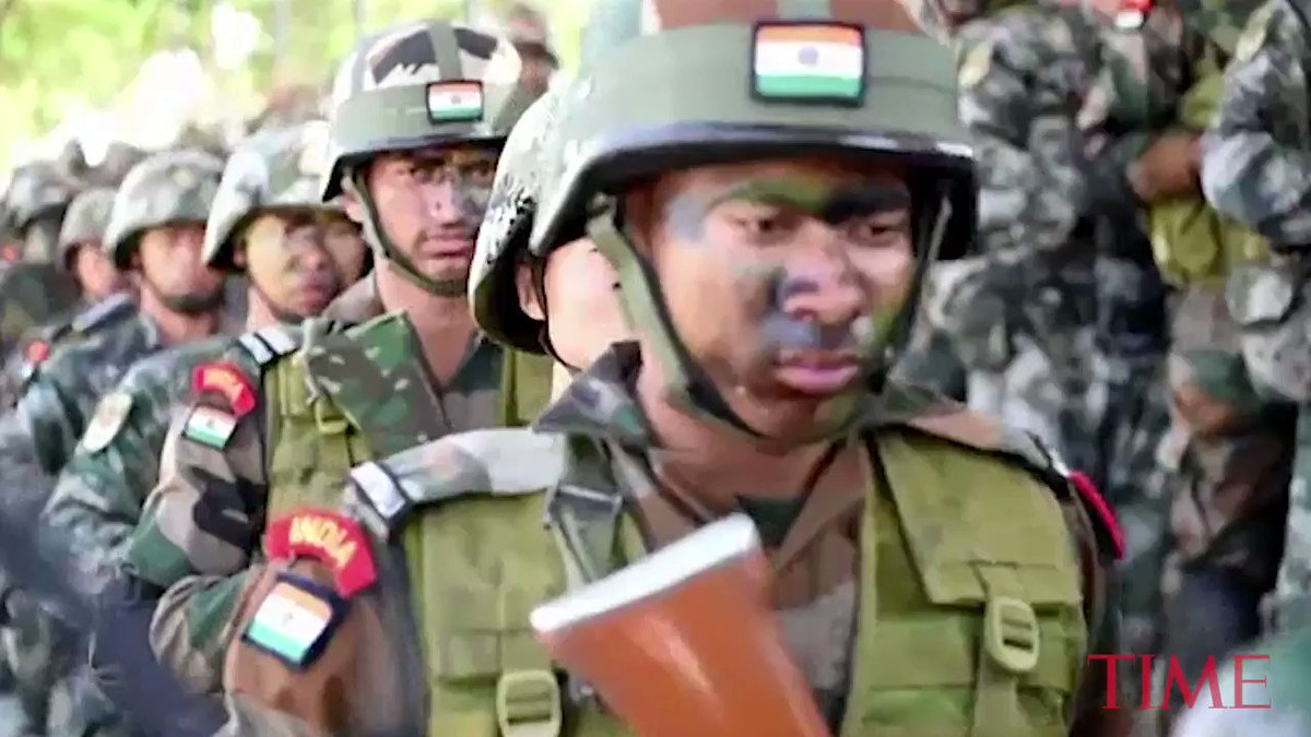 Chinese media says India needs to be taught a 'bitter lesson' on border dispute