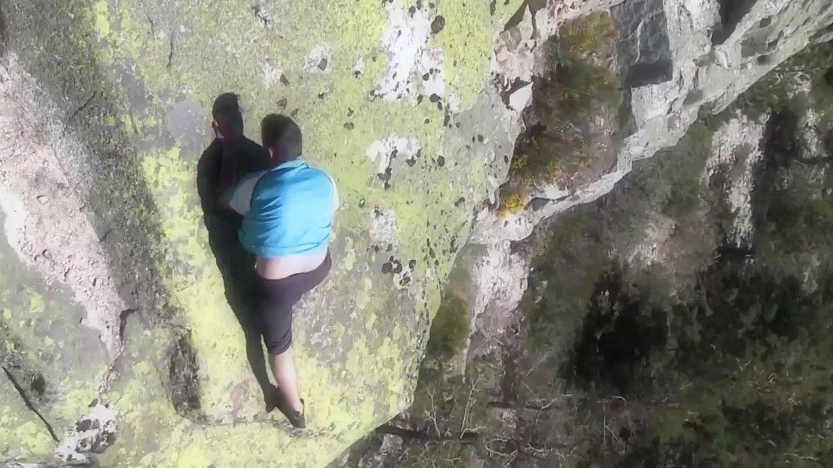"""#Spiderman no siempre está cerca...los #GREIMMen sí""""Disfruta de la montaña sin riesgos""""#TenCabezaDale RT🔁"""