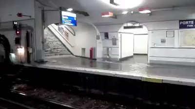 Rainstorms flood Paris metro, prompting station closures (PHOTOS, VIDEOS)