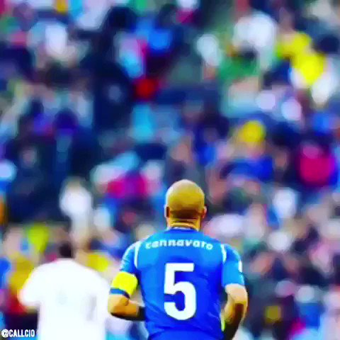 A REMINDER:  Happy Birthday Fabio Cannavaro!  Simply put one of the greatest defenders ever!