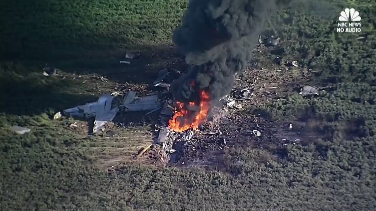 Sixteen people believed dead after military plane crashes in Mississippi. Read more: