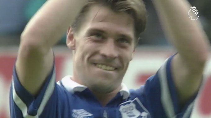Happy birthday to Tony Cottee - scorer of 78 goals!