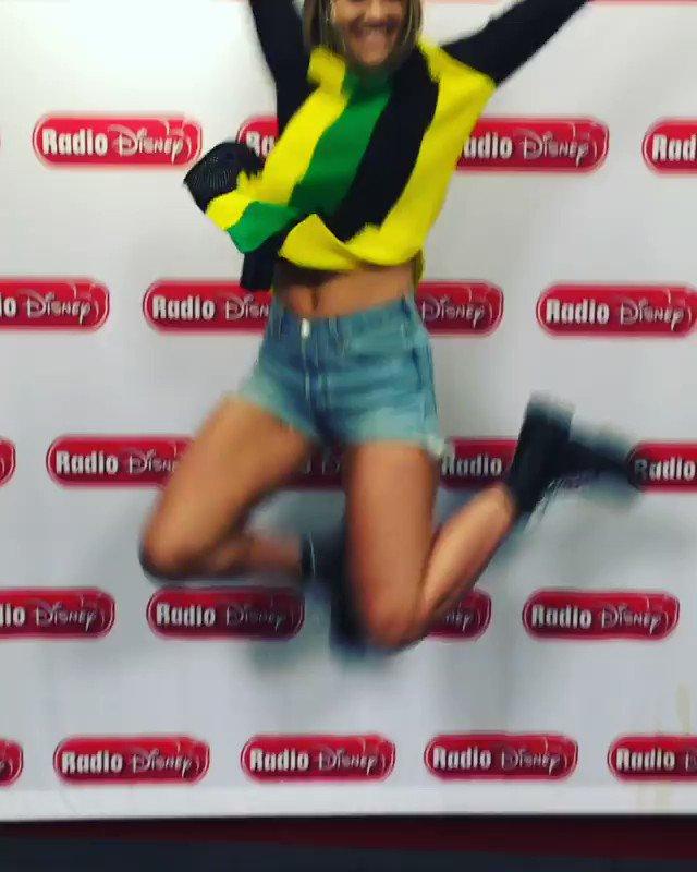 Thank you for having me @radiodisney ???????????? https://t.co/q9j9es47W2