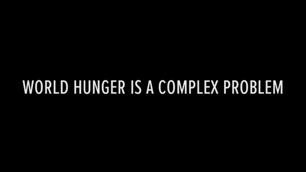 We're pleased to announce our partnership with @HungerProject. They're an organisation determined to end world hunger by 2030 #hungerproject https://t.co/TpJzAtpoy0