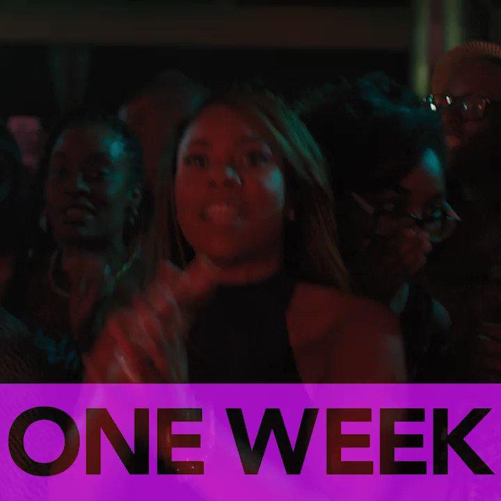 ONLY ONE MORE WEEK! #GirlsTrip https://t.co/b370Ca8jii