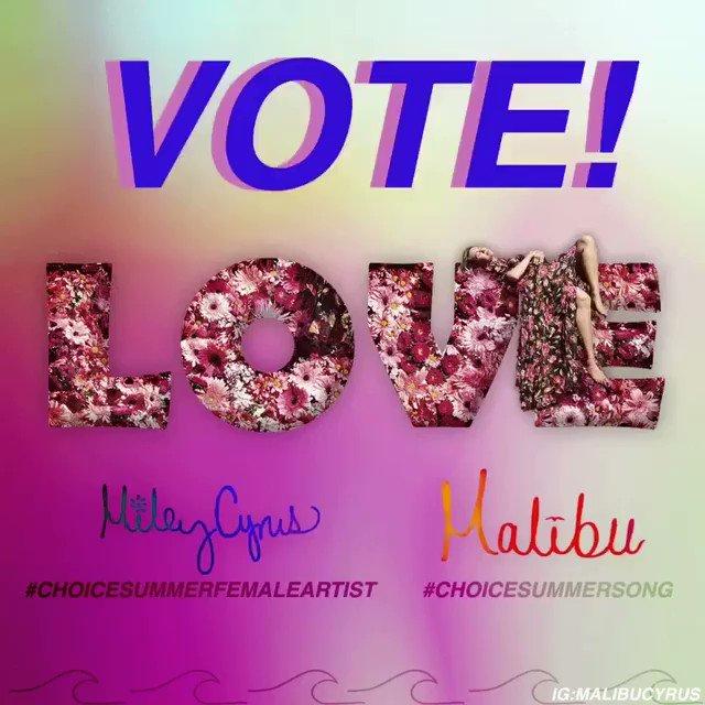 Vote! @teenchoicefox until Wednesday! Love u! ������������������ https://t.co/tyKIz5zV7N