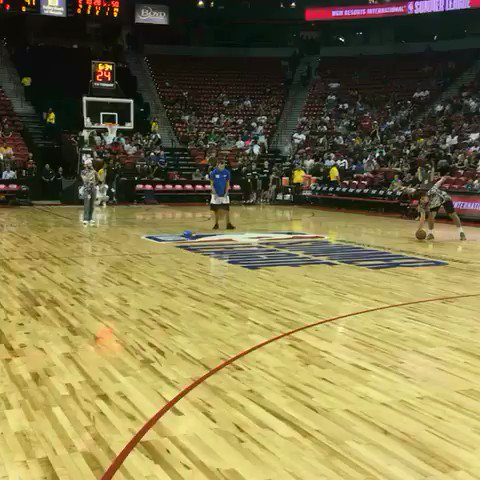 For two tickets to the #NBASummer finals...BUCKETS‼️  #ThisIsWhyWePlay https://t.co/qKClp97b9s