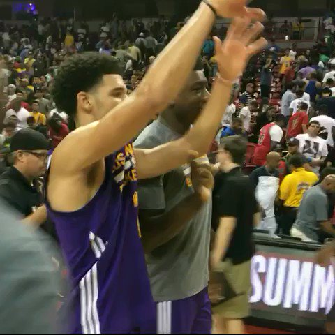 Next stop for the @Lakers...#NBASummer semifinals! https://t.co/YYOX8UHRN6