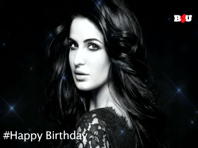 We wish Katrina Kaif a very happy birthday!