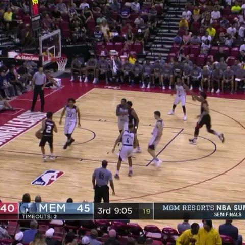 Jorge Gutierrez �� #NBASummer https://t.co/cyx09Ag25I