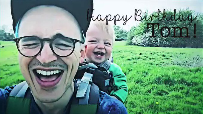 Happy Birthday Tom Fletcher! Hope your day is the best!  ac: kute audios cc: me! dt: