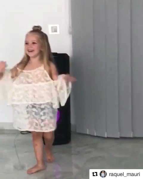 Althea is the cutest thing!!! Shak CC: @ivanrakitic https://t.co/D6Nmy4d3yz
