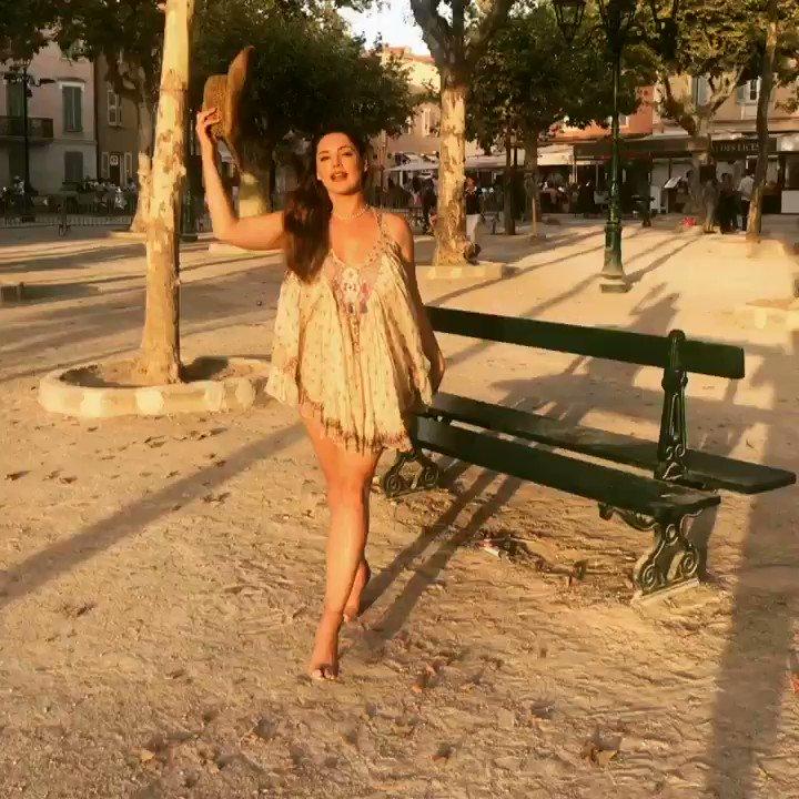 Kisses from St Tropez ✨ https://t.co/thkKc6odjg