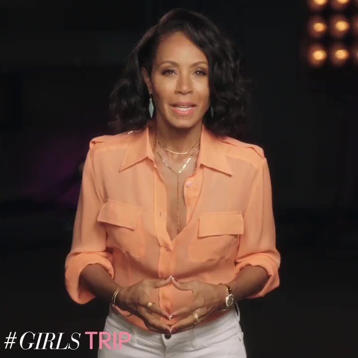 It's almost here! Make sure you have your tickets for Friday!! #GirlsTrip https://t.co/q1zshdLbD6