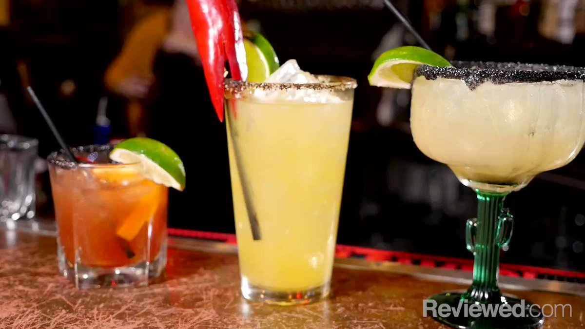 3 easy margarita recipes you can make at home for #NationalTequilaDay