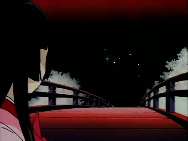 Key Animation: Osamu Tanabe (田辺 修)Anime: The Hakkenden (八犬伝)
