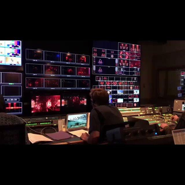 Control Room @colbertlateshow   https://t.co/6rCQQW4Q4L https://t.co/HIfIH6M45Z