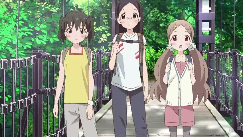 Key Animation: Ryouma Ebata (江畑 諒真)Anime: Yama no Susume (ヤマ