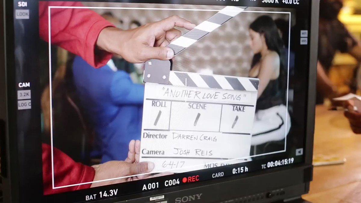 #AnotherLoveSong - Behind The Scenes - On @VEVO:  https://t.co/AvnOMUefnj #GoodManTheAlbum https://t.co/YLtyKFI44k