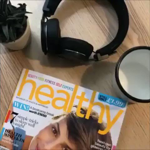 From veggie #recipes to simple health hacks, you won't be disappointed with a copy of Healthy 136 😋 #feelgood365 https://t.co/Qm8Ocuoo3c