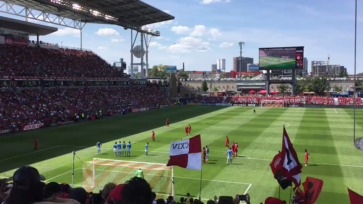 RT @MarkusNiro: That was fun #TFCLive https://t.co/SXEQT0cu7b