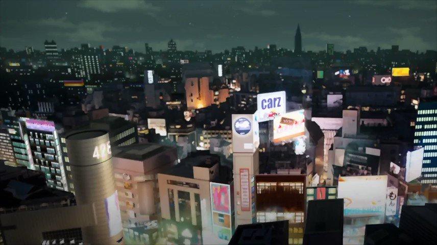 まださわりだけだけどこんな感じどすえ。#felotan#東京レイヴンズ