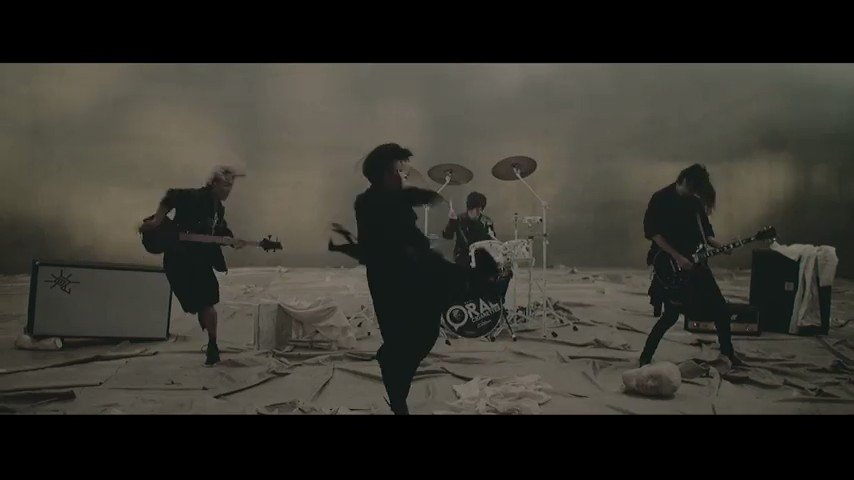 THE ORAL CIGARETTES「BLACK MEMORY」<映画「亜人」主題歌>