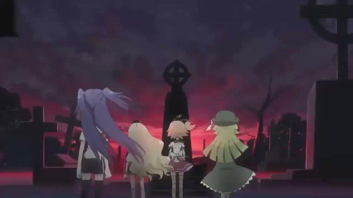 #一日一アニソン (その52)幻影ヲ駆ケル太陽 op『träumerei』このアニメopは凄いオススメLiSAだし知って
