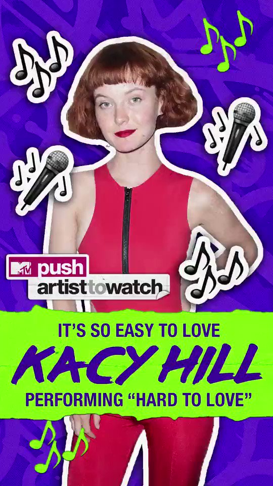 Watch our August Push: Artist to Watch @KacyHill perform 'Hard to Love' on our Snapchat Discover channel right now �� https://t.co/xEQxIoYstq