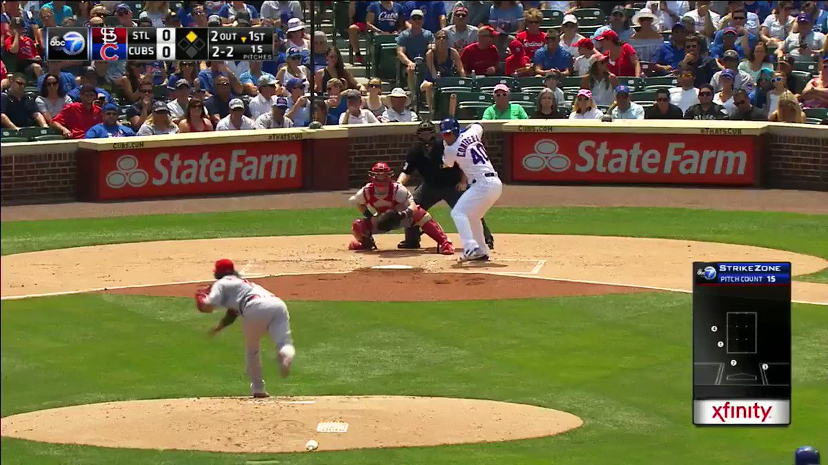 When the @Cubs needed to heat up, @WContreras40 caught fire. https://t.co/yrxVqudLNg