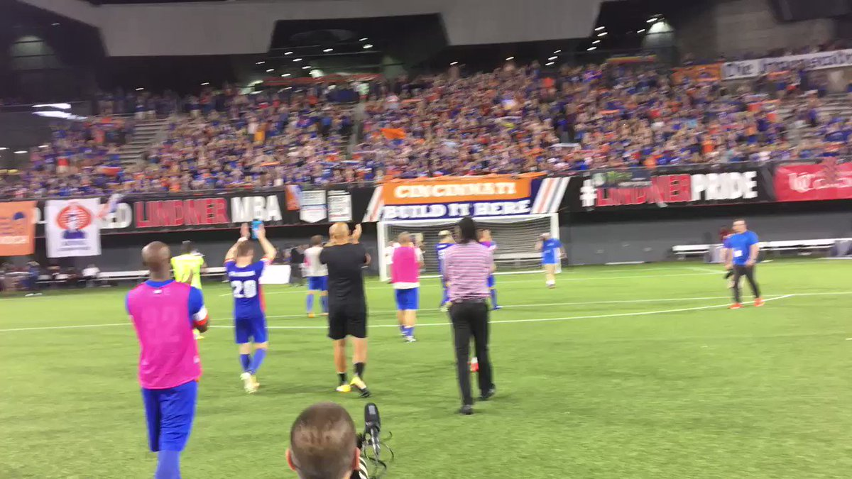 RT @opencup: What a run in #USOC2017 from @fccincinnati! #WeTogether https://t.co/PckSEdHMrJ