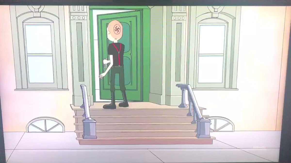 It's a cartoon...but so much more  @RickandMorty https://t.co/Hy0aNRSaqi
