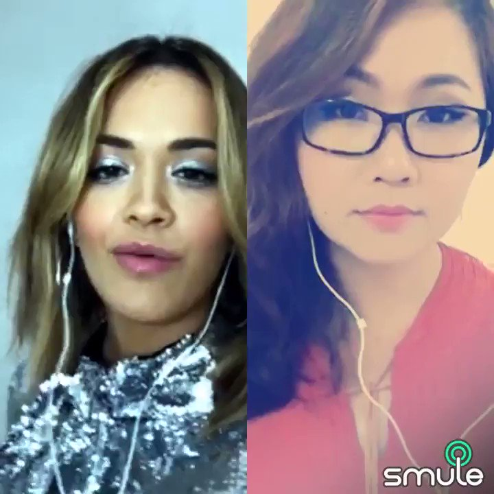 Obsessed with these @smule vidsss!!! ❤️ ???????????? #yoursong​ https://t.co/8PpkzTK1f7 https://t.co/VwX0w5z2B3