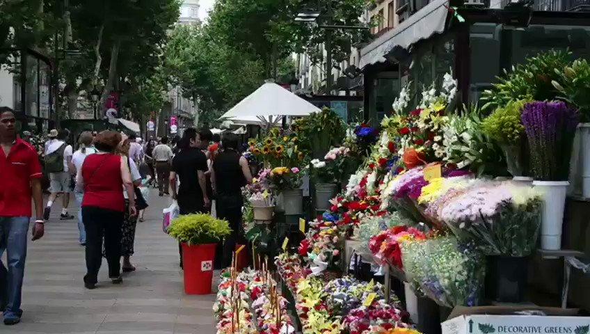 RT @ElPenaltiFCB: Barcelona somos todos Stop Terrorismo I love you Barcelona https://t.co/vz4zZtmNbh
