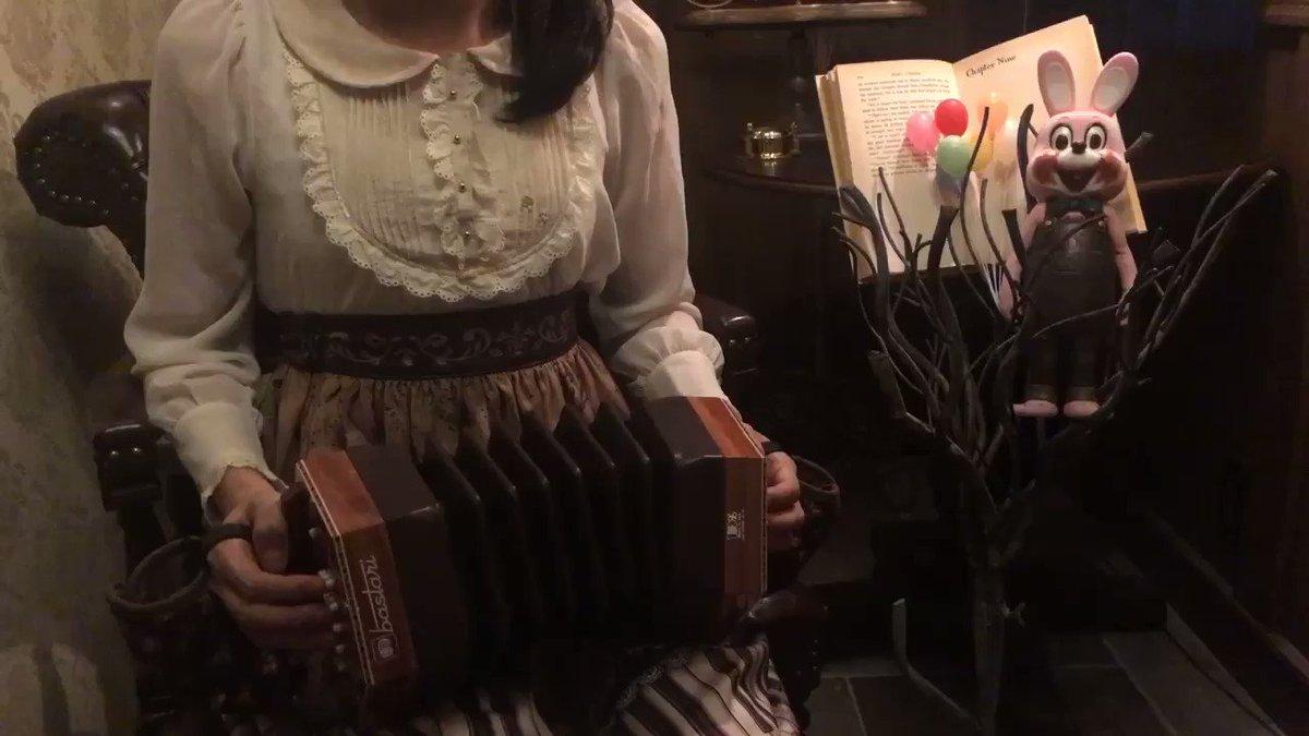 『人生のメリーゴーランド』ロングバージョン弾いてみました♪#コンサーティーナ #ハウルの動く城 #谷琢磨