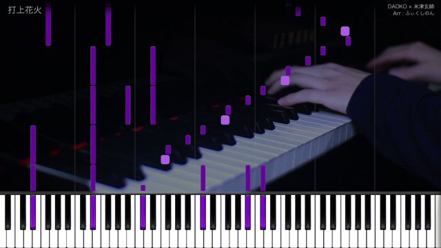 こんな精確にアルペジオ弾けたらかっこいいのになぁ・・・