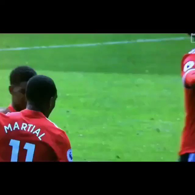 RT @JesseLingard: Another 3pts 💥congrats @ericbailly24 on your first goal for @ManUtd 👋🏾 #unitedtogetherstrong #mufc https://t.co/hBEJNP3Heq