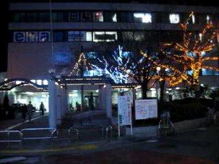 自分が北口駅前公園を撮った最古の動画 とっても雑 2007年3月【ハルヒ】