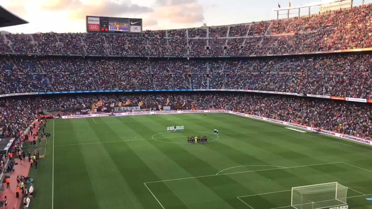 �� #TotsSomBarcelona https://t.co/i4m3j9OcPM
