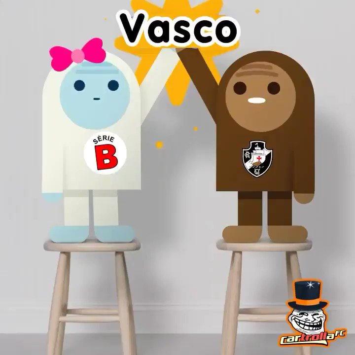 RT @BlogSerFlamengo: Parabéns, @VascodaGama! #Vasco119Anos https://t.co/BnkI7Y1KbJ