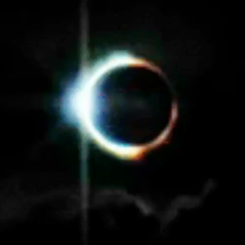 Eclipse fever in the air...... #MondayMotivaton #coffeewithaview 🖤 MiUAkqXMeQ