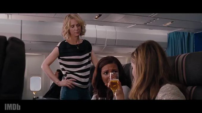 Here\s to one of the funniest women on screen. Happy birthday, Kristen Wiig!