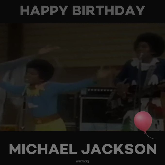 Happy Birthday to the King of Pop. Michael Jackson would have been 59 today