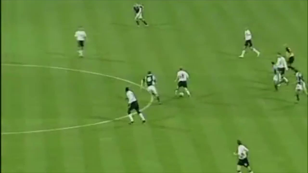 Happy 41st Birthday to Emile Heskey 545 appearances, 62 England caps, and this absolute beauty