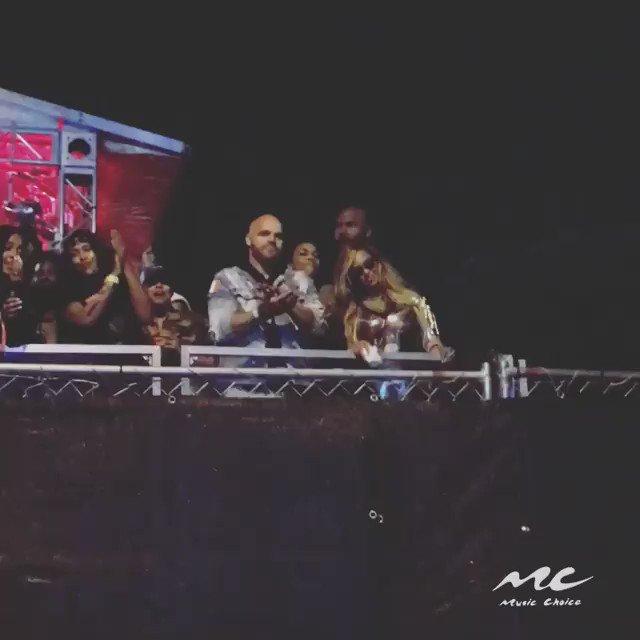 The crowd sang Happy Birthday to Beyoncé tonight.
