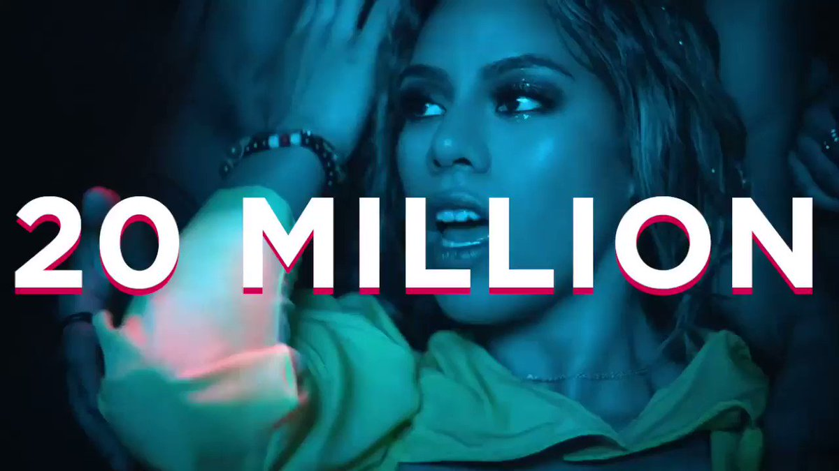20 MILLION VIEWS on the #HeLikeThat video! We like that �� Love you guys the most �� https://t.co/6UDFVx3AyR https://t.co/Eb7sYFWyJ7