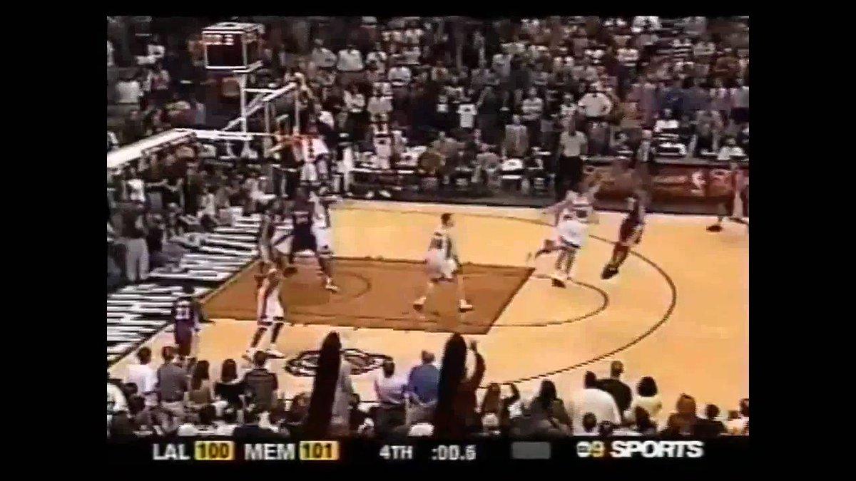 Kobe was always clutch 💯