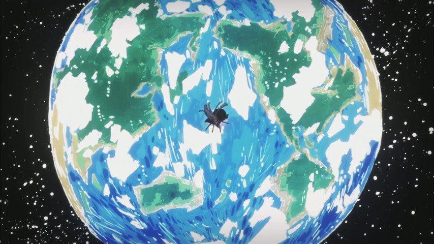Key Animation: Yuki Hayashi (林 祐己), Takashi Hashimoto (橋本 敬史