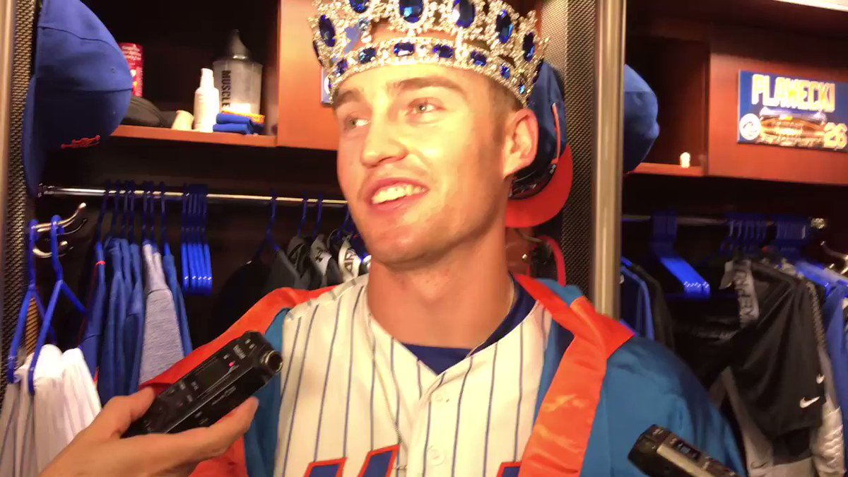 'I can't believe I hit two home runs in a major league game.' @You_Found_Nimmo https://t.co/T7Tn1gJTwi